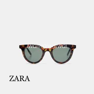 ザラ(ZARA)の新品 完売品 ZARA べっ甲 フレーム サングラス(サングラス/メガネ)