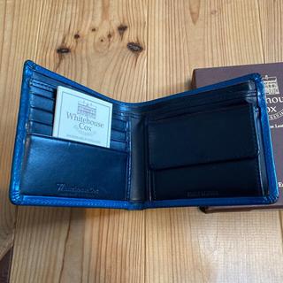WHITEHOUSE COX - ホワイトハウスコックス 二つ折り財布 S7532HL