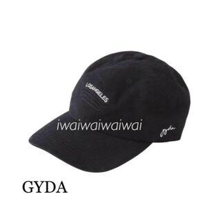 ジェイダ(GYDA)の新品 完売品 GYDA LOSANGELES キャップ(キャップ)