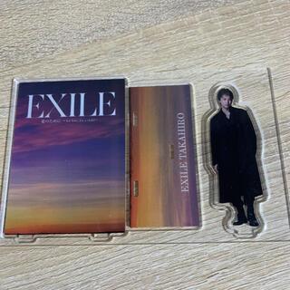 EXILE - takahiro アクリルスタンド