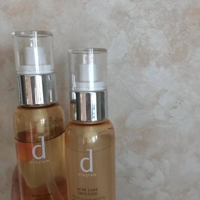 d program(ディープログラム)のd program  アクネケア コスメ/美容のスキンケア/基礎化粧品(化粧水/ローション)の商品写真