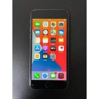 アイフォーン(iPhone)のiPhone 6S 16GB Simフリー スペースグレー(スマートフォン本体)