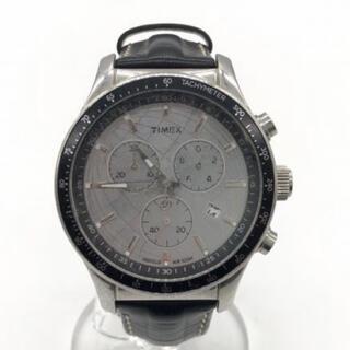 タイメックス(TIMEX)のTIMEX タイメックス T2N820 メンズ デイト クロノグラフ クォーツ(腕時計(アナログ))