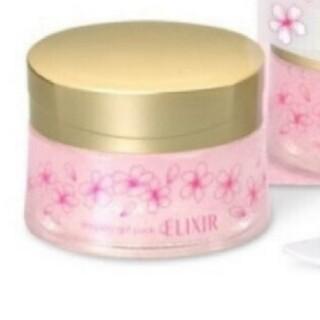 ELIXIR - 資生堂エリクシール シュペリエルスリーピングジェルパック限定品 桜の香り