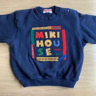 ミキハウス(mikihouse)のミキハウス トレーナー レトロ 80 (トレーナー)