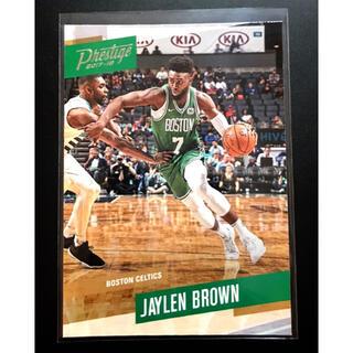 【331】 NBA カード Jaylen Brown(シングルカード)