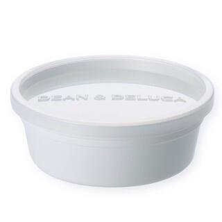 ディーンアンドデルーカ(DEAN & DELUCA)のDEAN & DELUCA フードコンテナ ホワイトS(容器)
