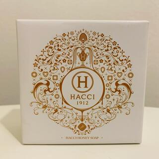 ハッチ(HACCI)の※mikan様専用■HACCI [120g] 石鹸はちみつ洗顔石けん(ボディソープ/石鹸)