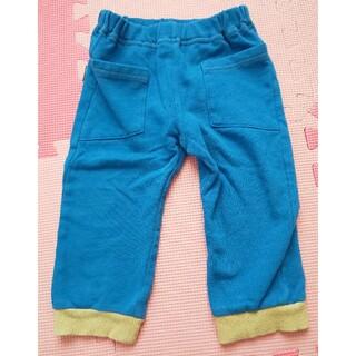 こども用ズボン 青 80 SPUNKY KIDS スパンキーキッズ(パンツ)