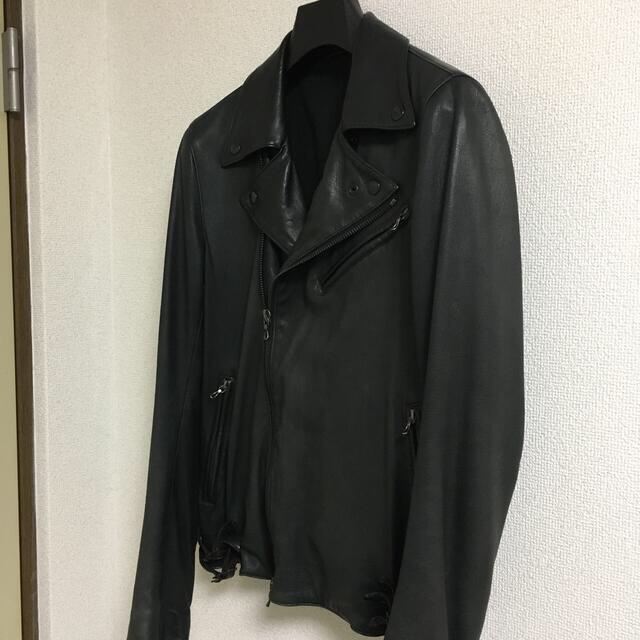 ATTACHIMENT(アタッチメント)のアタッチメント ライダース ジャケット メンズのジャケット/アウター(ライダースジャケット)の商品写真