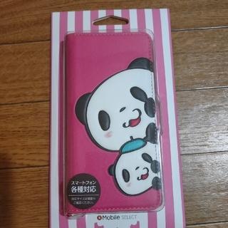 ラクテン(Rakuten)のお買いものパンダ スマートフォンケース(モバイルケース/カバー)