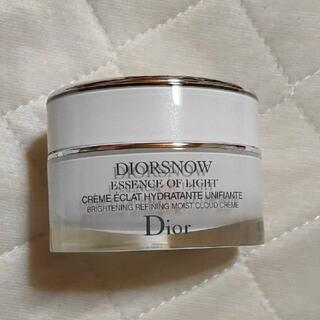 Christian Dior - ディオール スノー ブライトニング モイスト クリーム 50ml