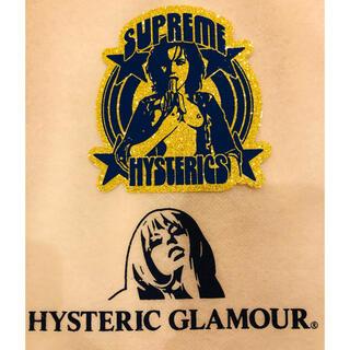 シュプリーム(Supreme)のSupreme HYSTERIC GLAMOUR ステッカー(その他)