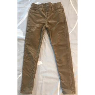 ユニクロ(UNIQLO)の美品 ユニクロキッズ パンツ 130(パンツ/スパッツ)