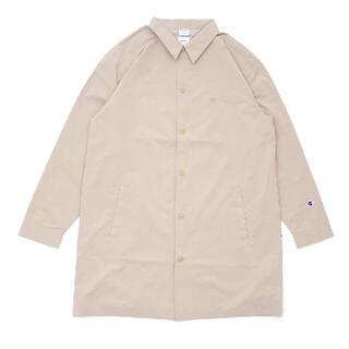 ロンハーマン(Ron Herman)のRon harman ×Champion Long coach jacket(ナイロンジャケット)