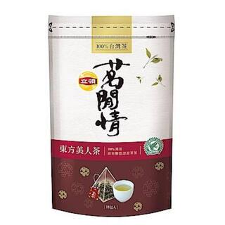 ユニリーバ(Unilever)の立頓 リプトン 茗閒情 東方美人茶 18袋入 100%台湾茶(茶)