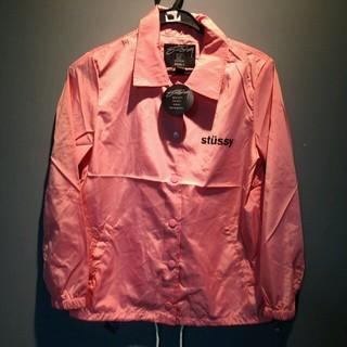 ステューシー(STUSSY)のStussy women Jacket(ナイロンジャケット)
