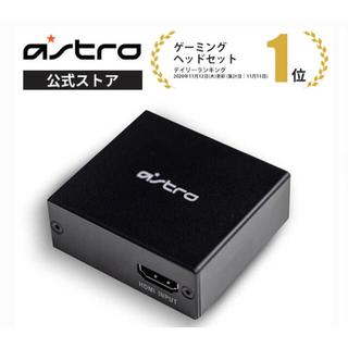 プレイステーション(PlayStation)のASTRO Gaming HDMIアダプター AHS-HDMIADP(PC周辺機器)