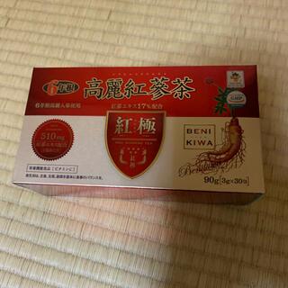 高麗紅蔘茶(健康茶)
