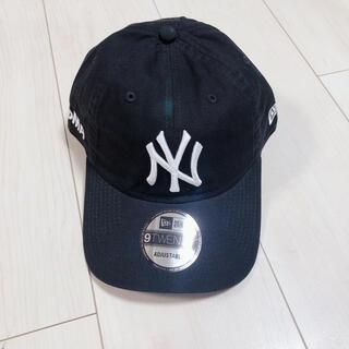 ニューエラー(NEW ERA)の【新品】 MOMA x Yankees New Era Capブラック (キャップ)