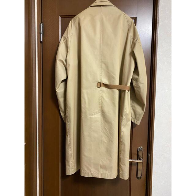 kolor(カラー)のkolor 20SS ステンカラーコート beacon  レイヤード メンズのジャケット/アウター(ステンカラーコート)の商品写真