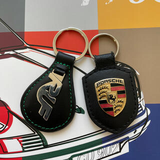 ポルシェ(Porsche)のポルシェ RUF 930 993 996 997 991 2点セッキーホルダー(車内アクセサリ)