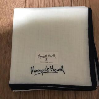 マーガレットハウエル(MARGARET HOWELL)の新品MARGARET HOWELLハンカチ☆マーガレットハウエル(ハンカチ)