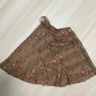 チャコット(CHACOTT)のレディース巻きスカート(手作り品)(ダンス/バレエ)