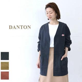 DANTON - 🔥最終値下げ🔥【入手困難★DANTON】春先にピッタリ🌸ジャケット