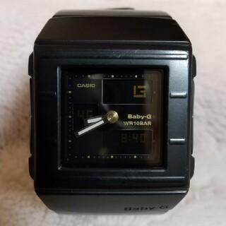 ベビージー(Baby-G)のよっち様専用値下げ新品電池交換済み カシオBaby-G BGA-200カスケット(腕時計)