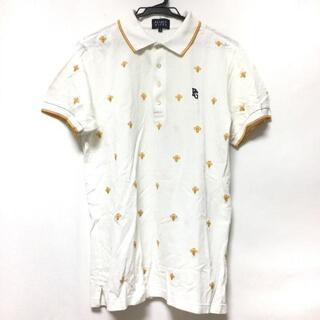 パーリーゲイツ(PEARLY GATES)のパーリーゲイツ 半袖ポロシャツ サイズ6(ポロシャツ)