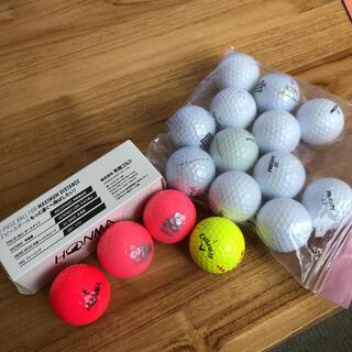 ウィルソン(wilson)のゴルフボール 18個 セット(その他)