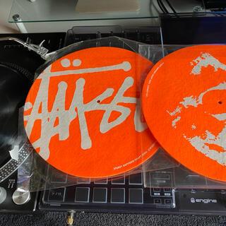stussy オールド スリップマット 札幌チャプト限定 2枚1セット(ターンテーブル)