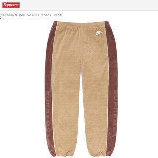 シュプリーム(Supreme)のSupreme Nike Velour TRACK Pant M(その他)