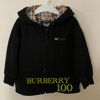 バーバリー(BURBERRY)の⭐️BURBERRYバーバリー⭐️キッズパーカー 100(カーディガン)