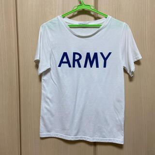 オクトパスアーミー(OCTOPUS ARMY)のARMY  Tシャツ  半袖(Tシャツ(半袖/袖なし))