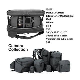 インケース(Incase)のINCASE カメラバッグ DSLR Sling Pack INCASE(バッグパック/リュック)