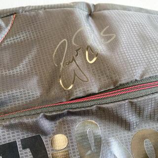 ウィルソン(wilson)の美品ロジャーフェデラーサイン ウィルソンラケバラケットワンショルダーバッグ(バッグ)