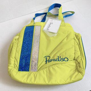 パラディーゾ(Paradiso)の新品未使用 テニス旅行パラディーゾ トートバッグ(トートバッグ)