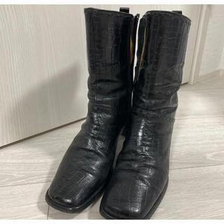 ダイアナ(DIANA)のROMASABRINA ローマサブリナ 本革ショートブーツ(ブーツ)