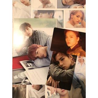 ワニブックス(ワニブックス)のJO1 写真集 progress 川西拓実 トレカ ポストカード(アイドルグッズ)