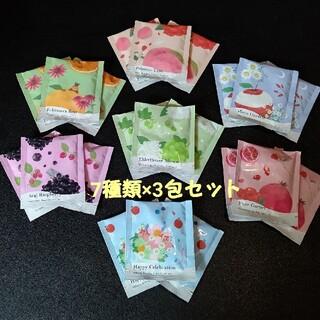 セイカツノキ(生活の木)の生活の木 ハーブティー☆お試し9種類☆(マヌカハニージンジャー)(茶)