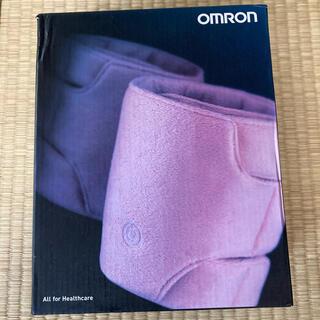 OMRON - オムロン レッグマッサージャ
