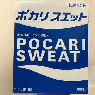 大塚製薬 - ポカリスエット 1L用×5袋