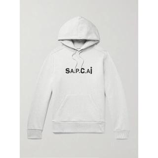 A.P.C. × SACAI / Taiyo フーディ M(パーカー)
