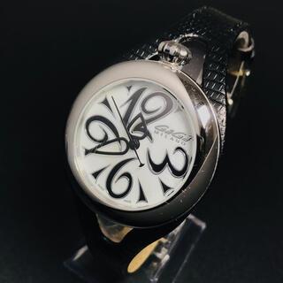 ガガミラノ(GaGa MILANO)の【良品 可動品】 ガガミラノ 腕時計 スリム42 6070 レディース メンズ(腕時計)