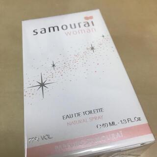 サムライ(SAMOURAI)のサムライウーマン香水(香水(女性用))