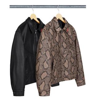 Supreme - 新品未使用 Supreme Schott leather Work Jacket