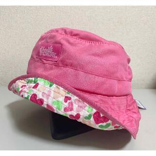 コストコ(コストコ)の新品 ★ コストコ UVskinz キッズ 帽子 ハット 日除け付 SPF50+(帽子)