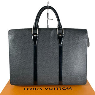 LOUIS VUITTON - 良品✨ ロザン タイガ LOUIS VUITTON A4収納可 ブリーフケース